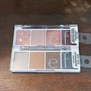 Elf eyeshadow palettes